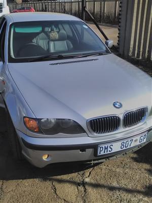 2003 BMW 3 Series sedan 330d A/T (G20)
