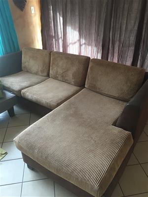L-Shape Lounge Suite