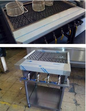 New gas grillers