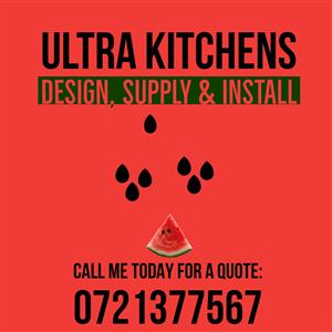 KITCHEN CUPBOARDS AT AFFORDABLE PRICES