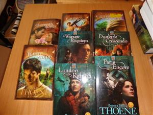 Christian Book Novels in Good Condition - some for as little as R15