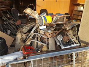Various spares and parts for sale