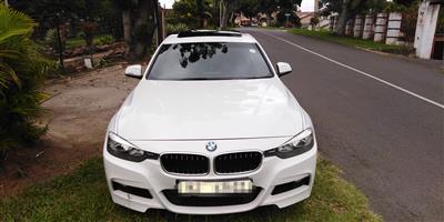 2012 BMW 3 Series 320i M Sport