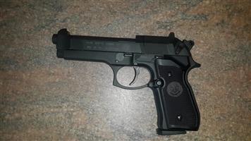 Gas Gun splinternuut
