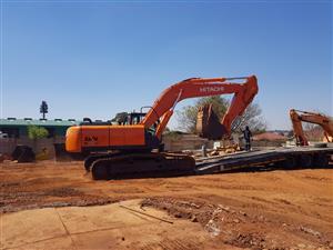 2007 Hitachi ZX330-LC3 33 Ton Excavator for Sale