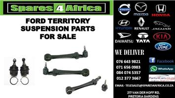 FORD TERRITORY SUSPENSION PARTS