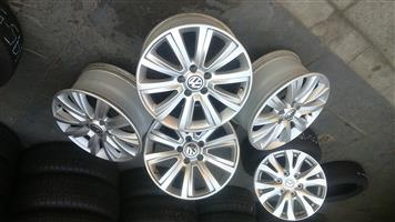Amaroke rims on Special in Pretoria.