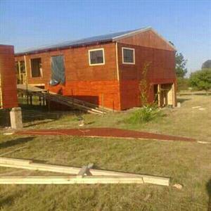 P.S. Wendy houses