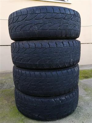 Bakkie tyres