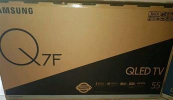 "Samsung 55"" QLED TV"