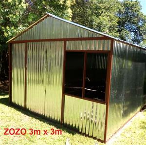 ZOZO huts for sale
