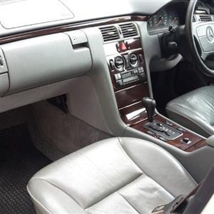 1997 Mercedes Benz E Class E300 estate Elegance