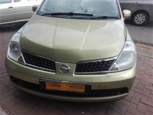 2008 Nissan Tiida hatch 1.8 Acenta