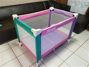 Zonic Camping Cot - Complete Set