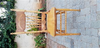 Dining room oak chairs for sale