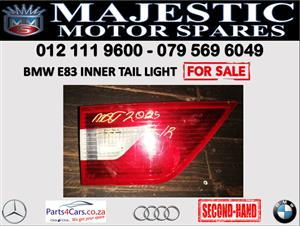 Bmw E83 tail light for sale