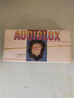Audiblox for sale