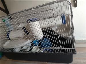 Hamster hok te koop