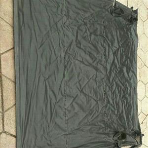 Tonneau Cover for Toyota Hilux d /c