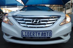 2012 Hyundai Sonata 2.4 GLS Executive