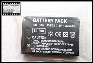LP-E12 Battery for Canon