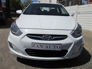 2014 Hyundai Accent hatch 1.6 Fluid auto