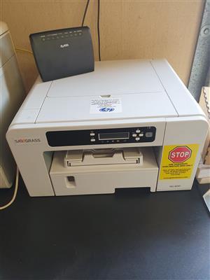 Sublimation Printer & Mug Presss