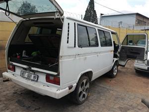 2002 VW Caravelle T6 CARAVELLE 2.0 BiTDi COMFORTLINE DSG