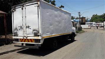 Truck for hire short and long distance