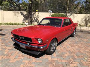 1966 Ford Mustang 5.0 GT fastback auto