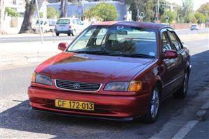 2000 Toyota Corolla 1.6 Advanced