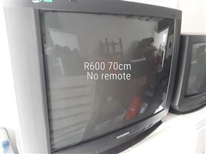 70cm TV for sale
