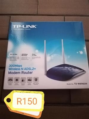 TP Link mobile router for sale