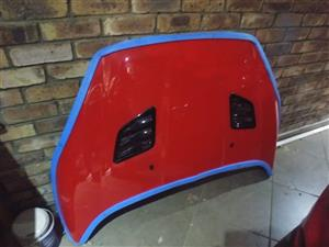 Ford Fiesta ST Bonnet with vents