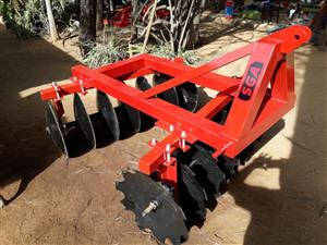 14 Disc Harrow