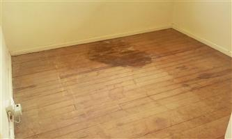 Wooden flooring projects