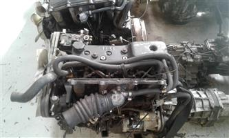 ISUZU 2.8 DIESEL NON TURBO (4JB1) FOR SALE