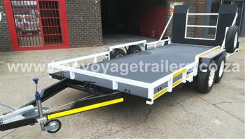 CAR TRAILERS WITH RAMP FOR SALE