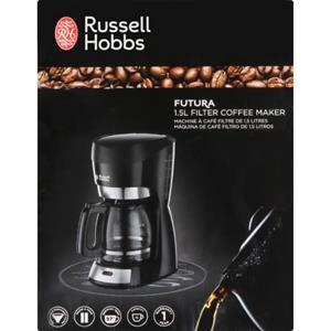 Russel Hobbs filter coffee machine