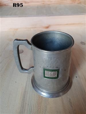 Pewter Beer Mug