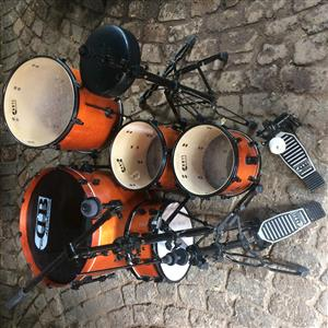 SALE or TRADE: Complete Drum Kit and Accessories Package