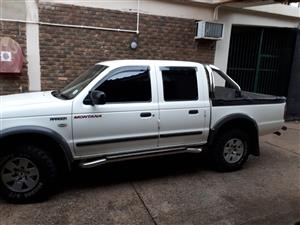 2005 Ford Ranger 2500TD double cab Montana