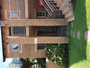2 Bed, 1 Bath GROUND FLOOR UNIT with lockup garage in Moreleta Park