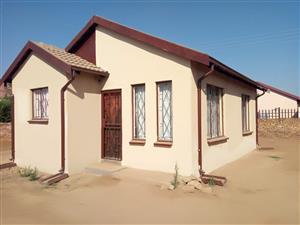 Hammanskraal House for Rental in Unit D