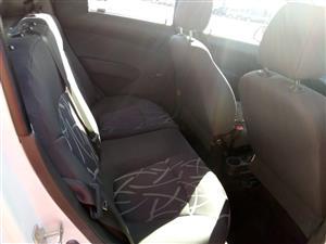 2015 Chevrolet Spark 1.2