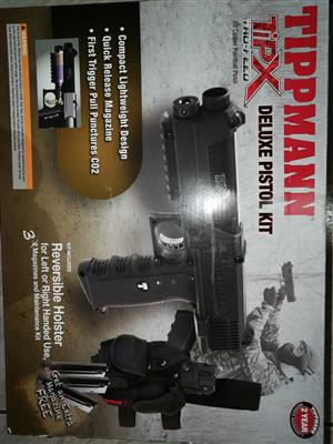 Tippmann TiPX Delux kit