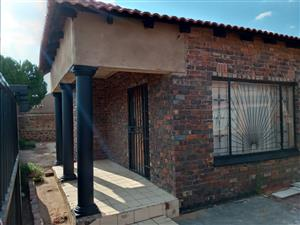 A 3 BEDROOM HOUSE ON SALE AT SOSHANGUVE BLOCK L FOR R629 000