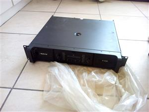 Hybrid A1200 POWER AMP for sale