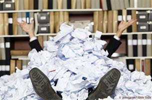 I BUY ALL YOUR UNWANTED OFFICE WASTE PAPER AND FILES