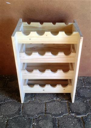 Wine rack Cottage series 800 Raw
